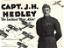 Captain John Hedley