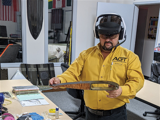 Overcoming Training Challenges With Augmented Reality