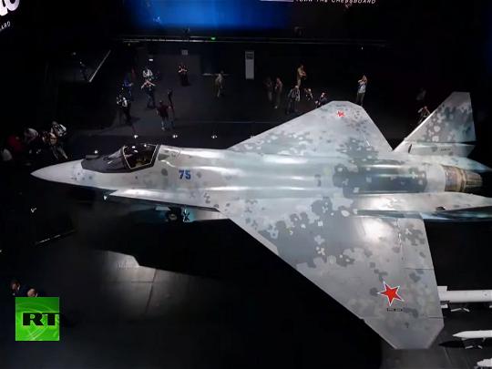 Sukhoi Su-75 Checkmate Unveiled