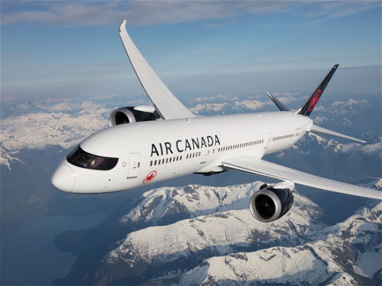 Iconic national scenes star in Air Canada's new safety video
