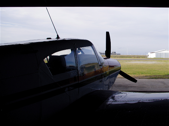 Insurance and the Hangar