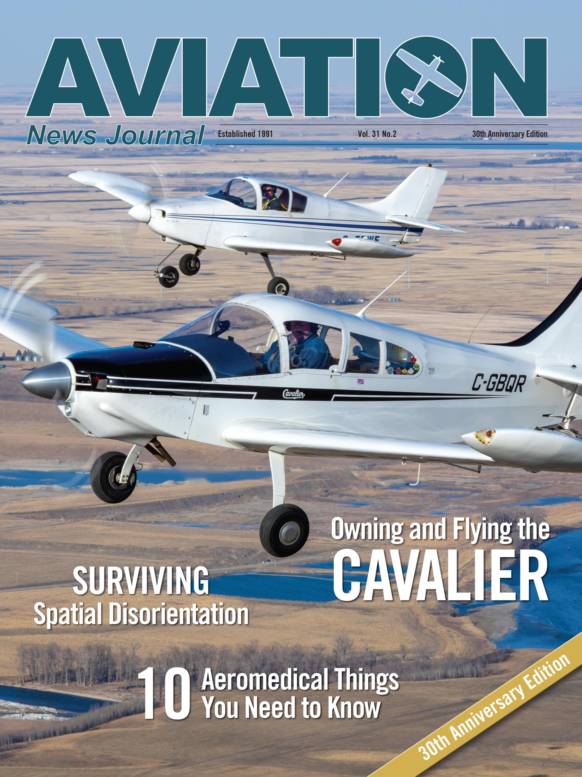 Aviation News Journal - 30th Anniversary Edition