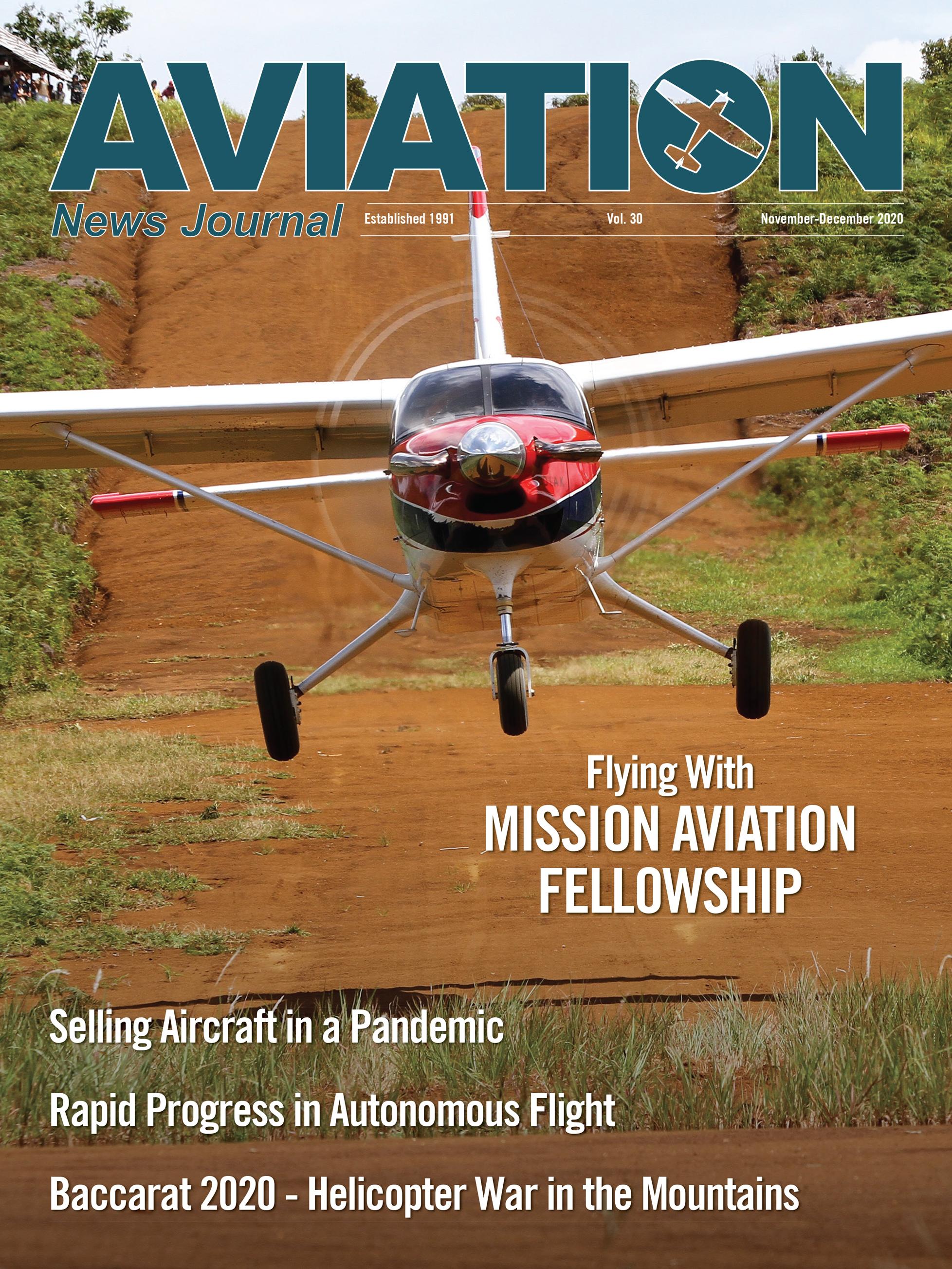 Aviation News Journal - November-December 2020