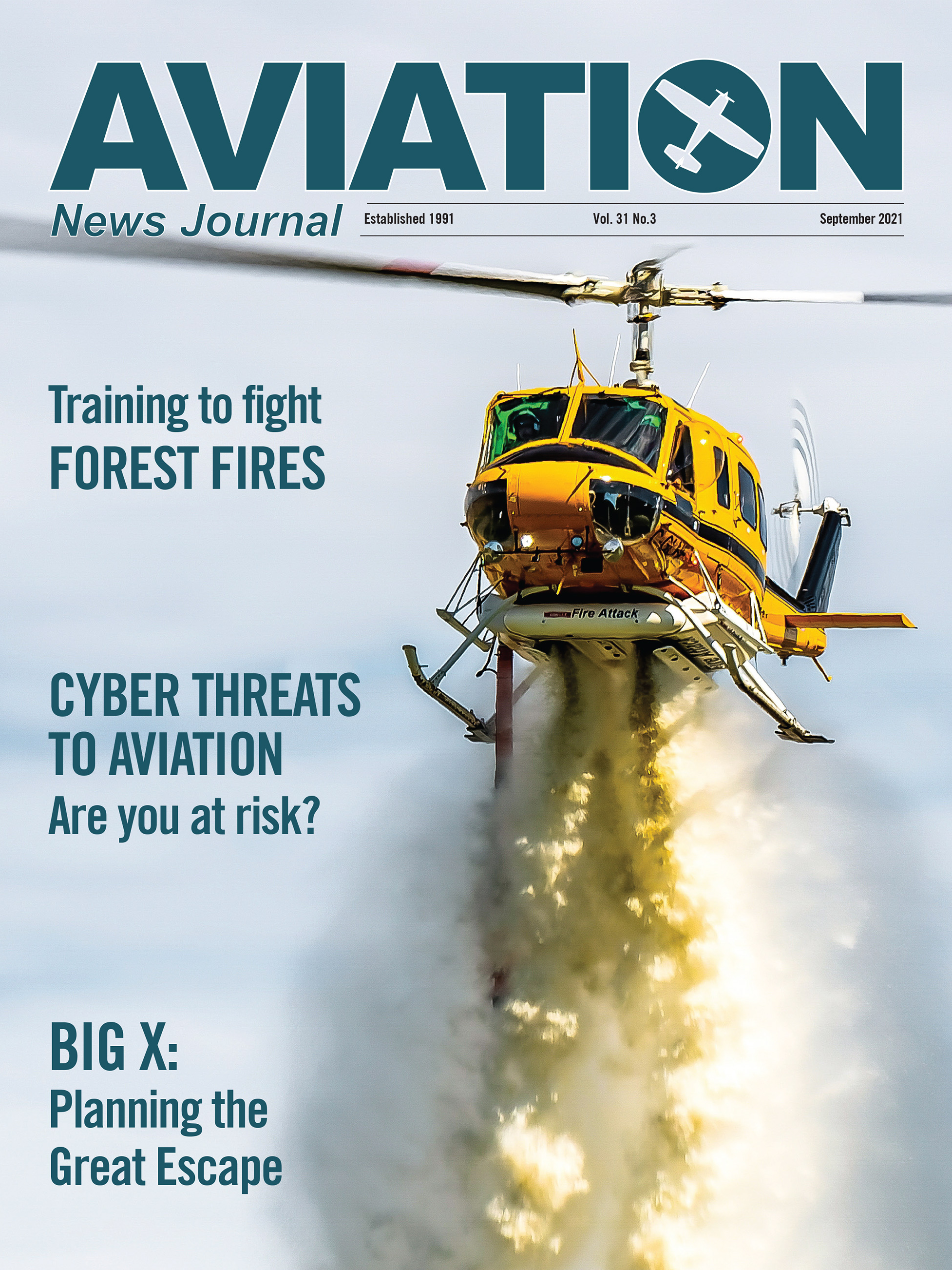 Aviation News Journal - September 2021
