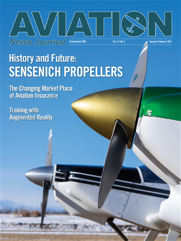 Aviation News Journal - January-February 2021