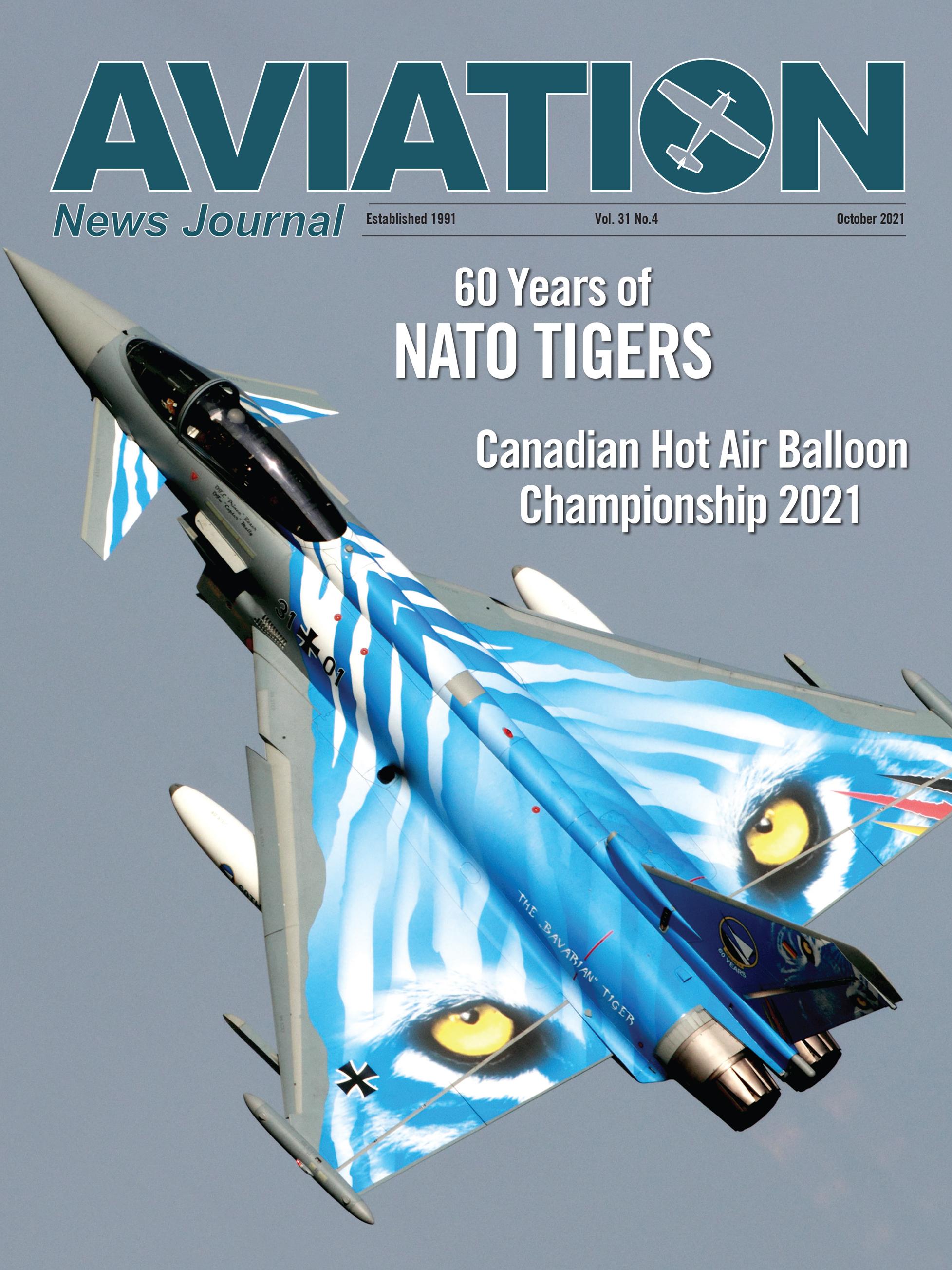 Aviation News Journal - October 2021