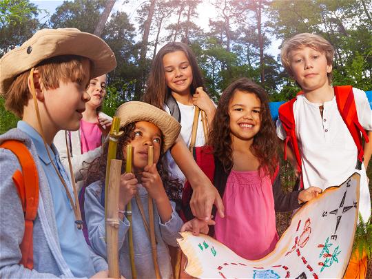 Five ways summer camp helps kids thrive