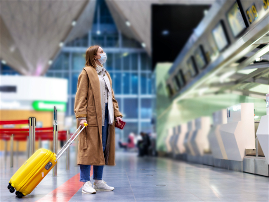 Navigating the new normal of air travel
