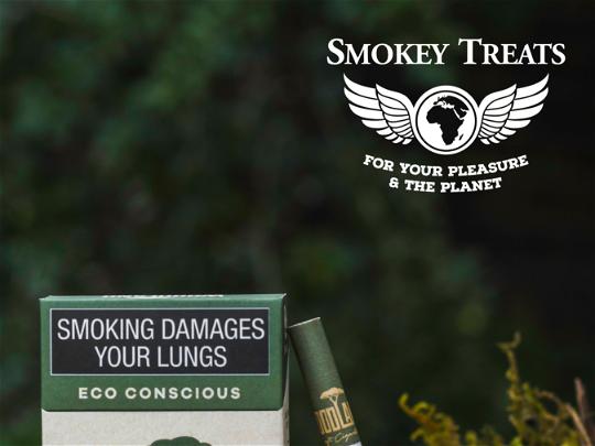 Ad - Smokey Treats