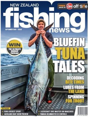 NZ Fishing - News