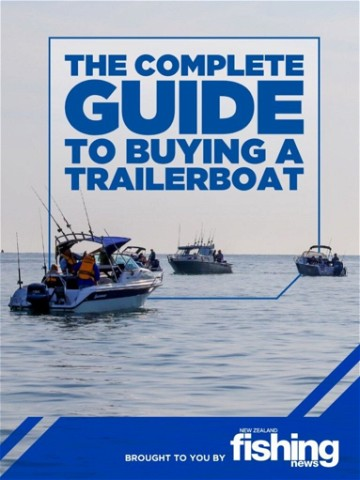 NZ - Fishing - Complete Guide to Buying a Boat