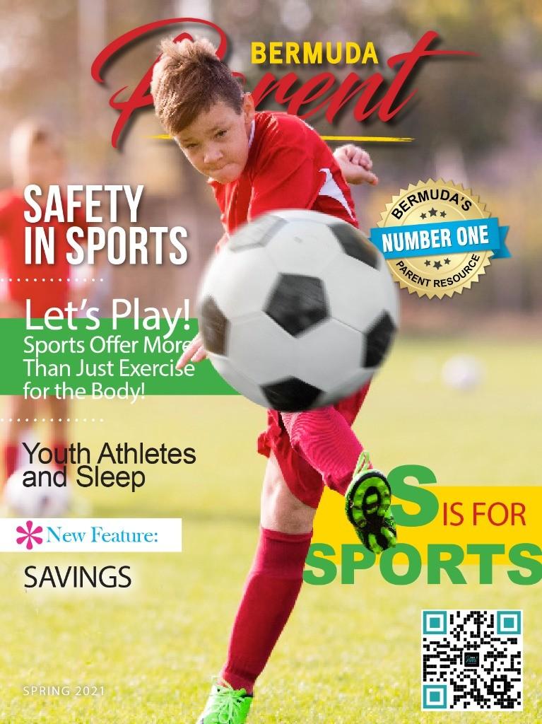 Bermuda Parent Magazine Spring 2021