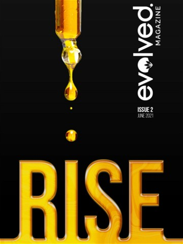 Evolved Magazine Issue 2