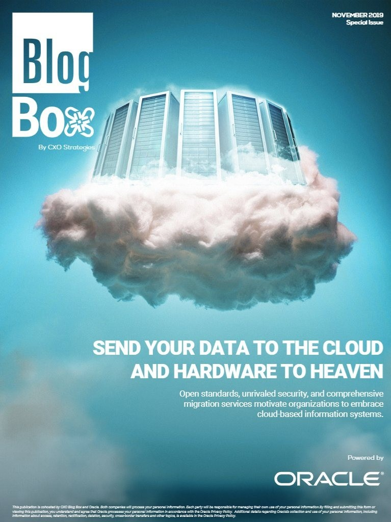 Send Your Data to the Cloud and Hardware to Heaven