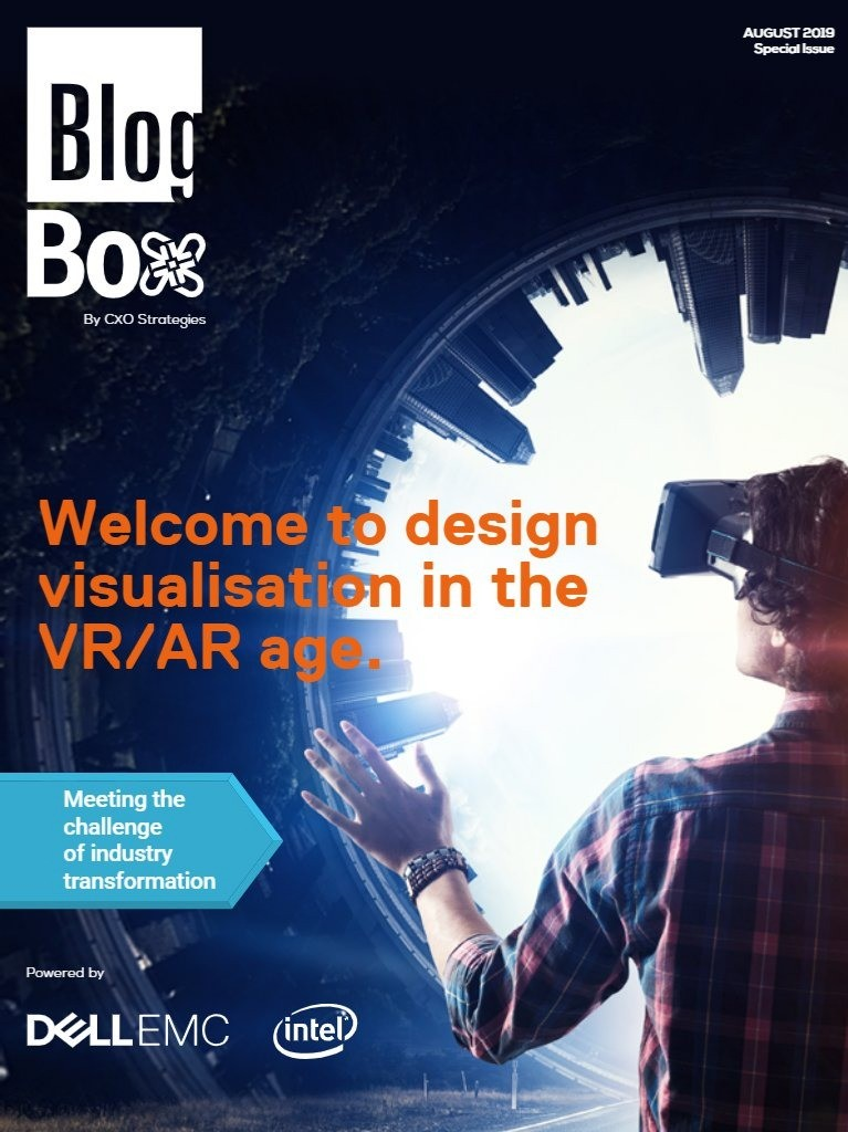 Special Issue: Welcome to design visualisation in the VR/AR Age