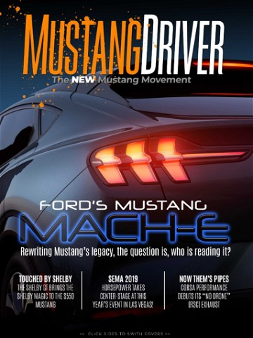 Mustang Driver