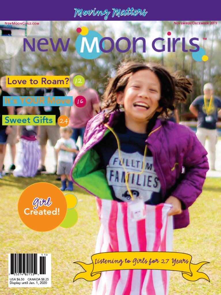 New Moon Girls Nov-Dec 2019