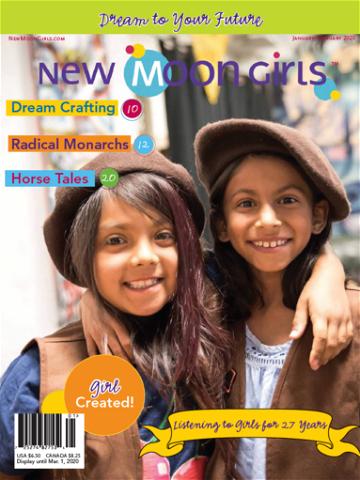 New Moon Girls Jan-Feb 2020